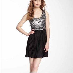 BB Dakota Olsen Sequin Dress